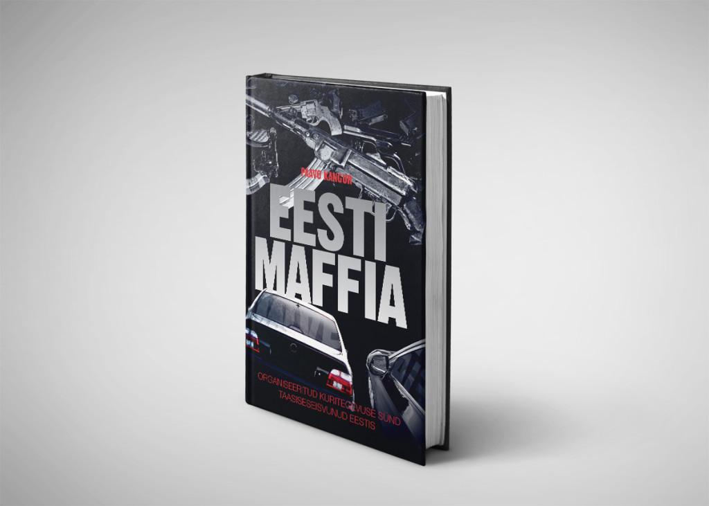 Raamatukujundus - Eesti Maffia -1
