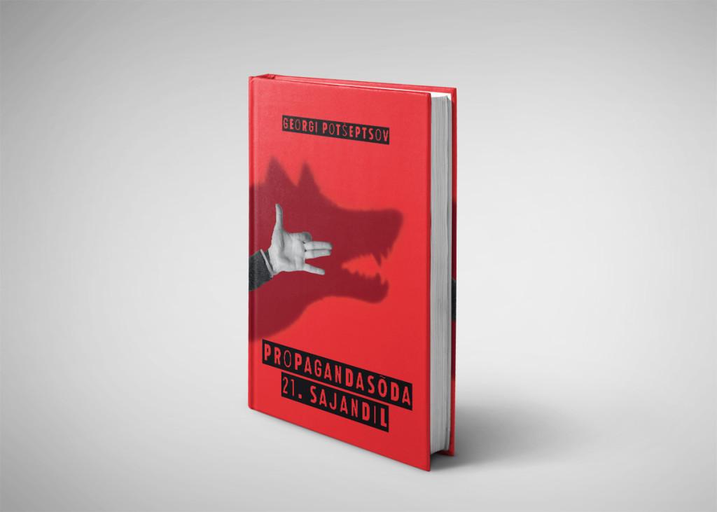 raamatukujundus - propagandasõda